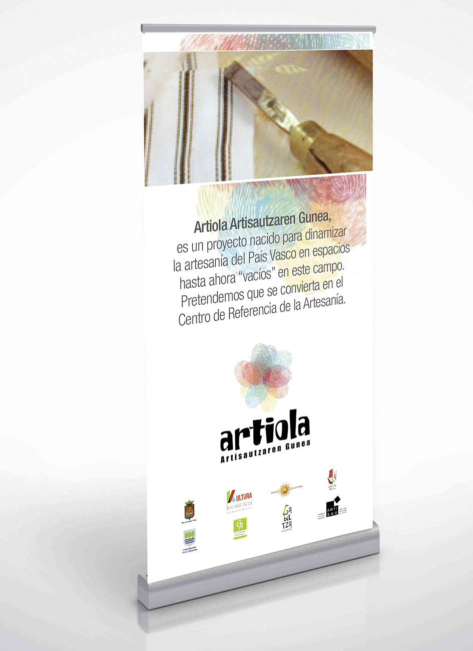 Roll-Up Artiola