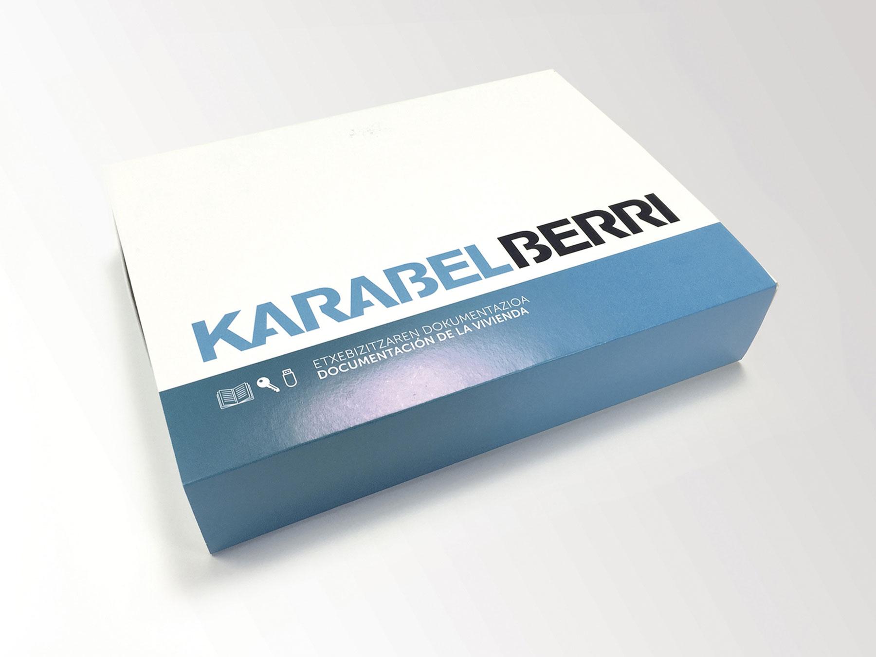 Kit vivienda caja Karabel Berri