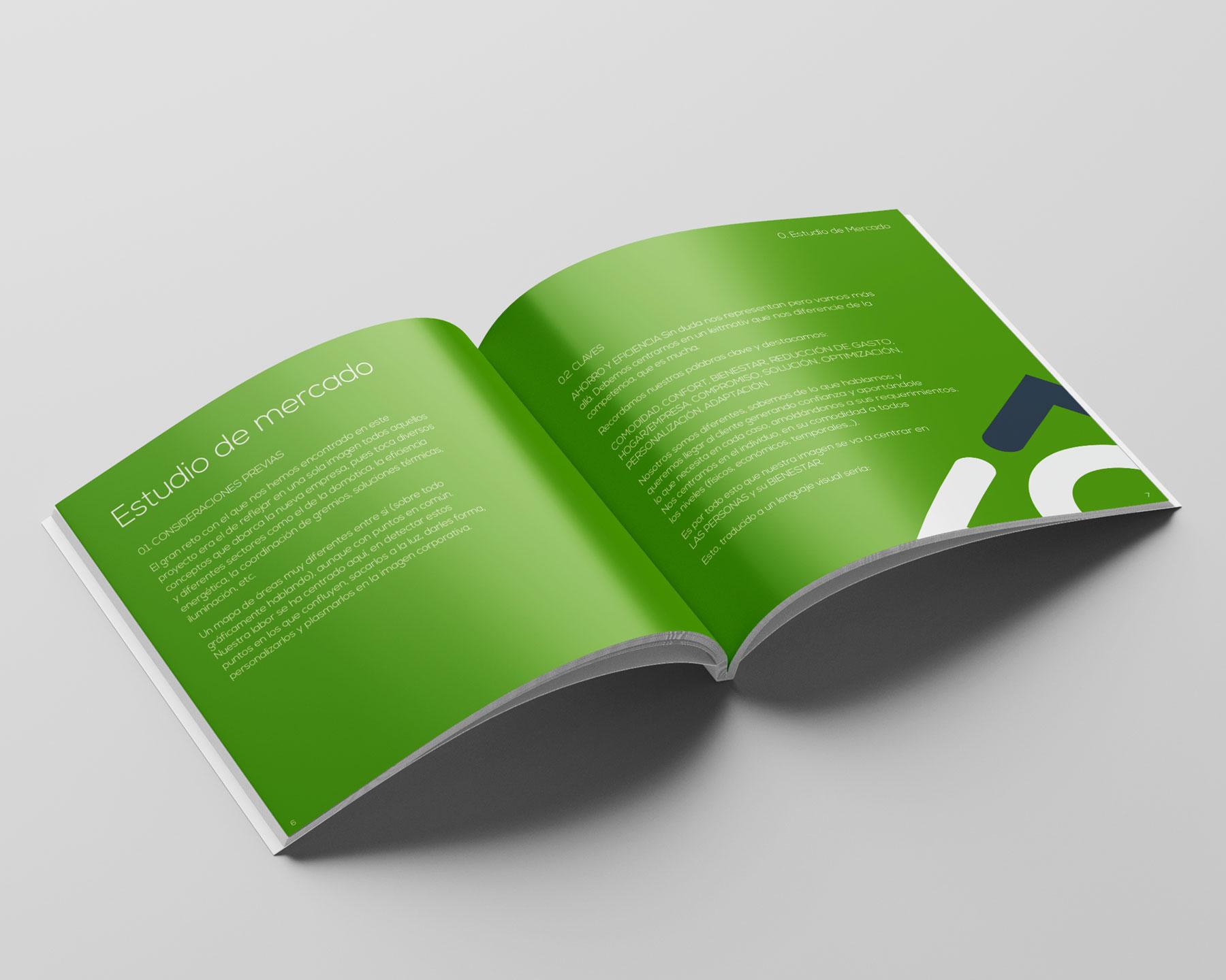 Manual identidad corporativa Ekonura